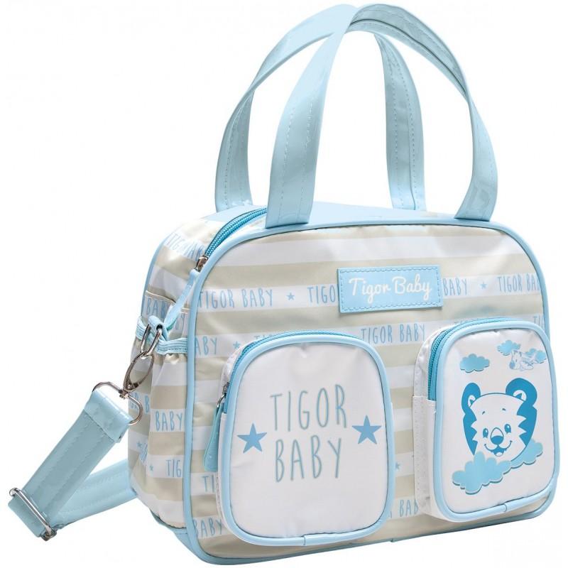 5d3f0cb1a Bolsa Maternidade Tigor T Tigre Pequeno 80201994