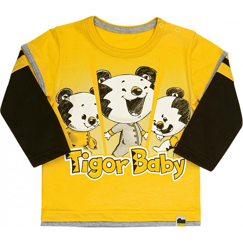 7fa31ea618 Camiseta Tigor T Tigre 10203642 22378