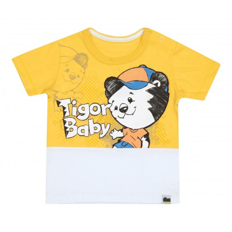 bc32912992 Camiseta Tigor T Tigre 10204103 22378