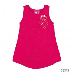 Camiseta Regata Hello Kitty 87446_033345