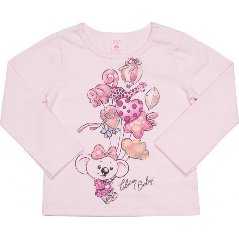 98a51496fb Camiseta Lilica Ripilica 10104335 Rosa