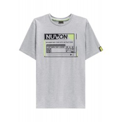 Camiseta MM Nuv.On 60337_0605