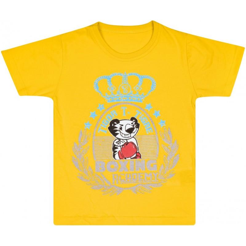 4a67cdd020 Camiseta Tigor T Tigre 10203227 22378 Amarelo